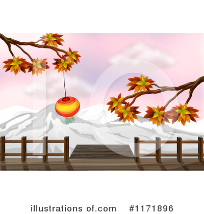 Chinese Lantern Clipart #1171896 by Graphics RF