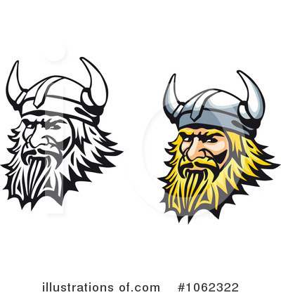 Viking Clipart #1062322 by Vector Tradition SM