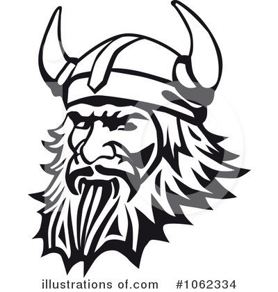 Viking Clipart #1062334 by Vector Tradition SM