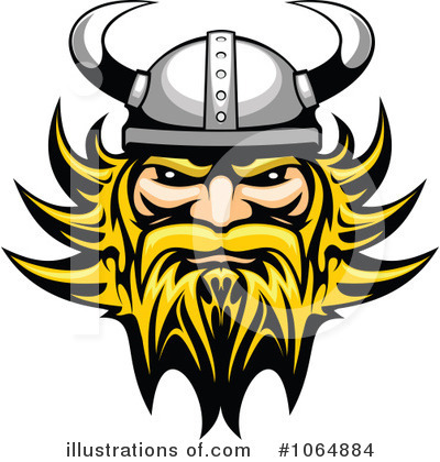 Viking Clipart #1064884 by Vector Tradition SM