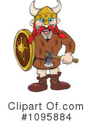 Royalty-Free (RF) viking Clipart Illustration #1095884