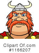 Royalty-Free (RF) Viking Clipart Illustration #1166207