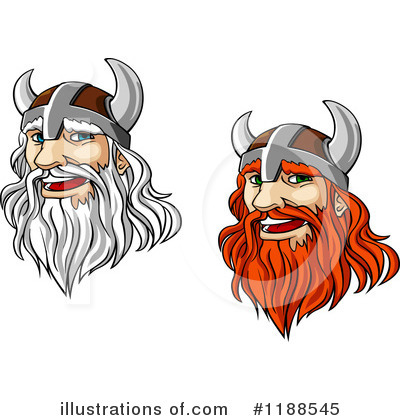 Viking Clipart #1188545 by Vector Tradition SM