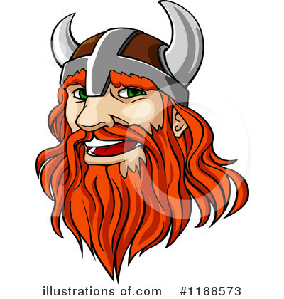 Viking Clipart #1188573 by Vector Tradition SM