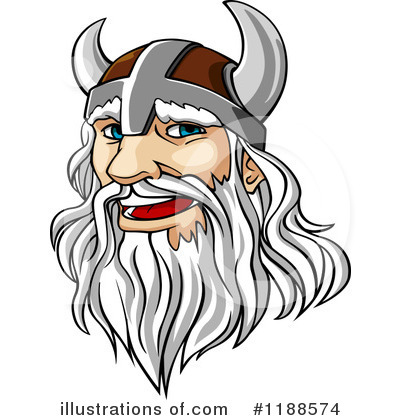 Viking Clipart #1188574 by Vector Tradition SM