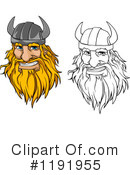 Viking Clipart #1191955 by Vector Tradition SM