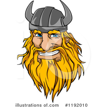 Viking Clipart #1192010 by Vector Tradition SM