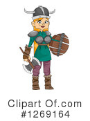 Viking Clipart #1269164 by BNP Design Studio