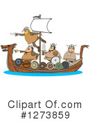 Viking Clipart #1273859 by djart
