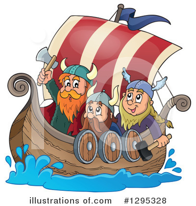 Ship Clipart #1295328 by visekart