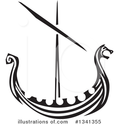Viking Clipart #1341355 by xunantunich