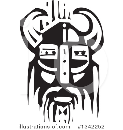 Viking Clipart #1342252 by xunantunich