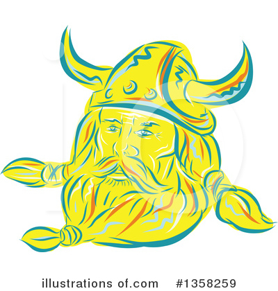 Viking Clipart #1358259 by patrimonio