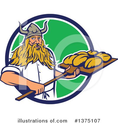 Viking Clipart #1375107 by patrimonio