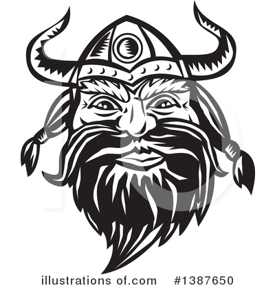 Viking Clipart #1387650 by patrimonio