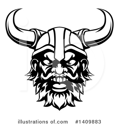 Royalty-Free (RF) Viking Clipart Illustration by AtStockIllustration - Stock Sample #1409883