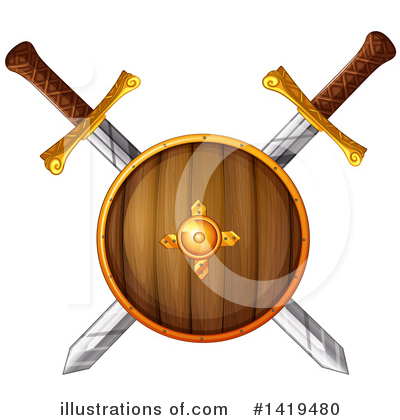 Viking Clipart #1419480 by Graphics RF