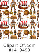 Viking Clipart #1419490 by Graphics RF