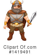 Viking Clipart #1419491 by Graphics RF