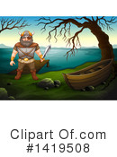 Viking Clipart #1419508 by Graphics RF