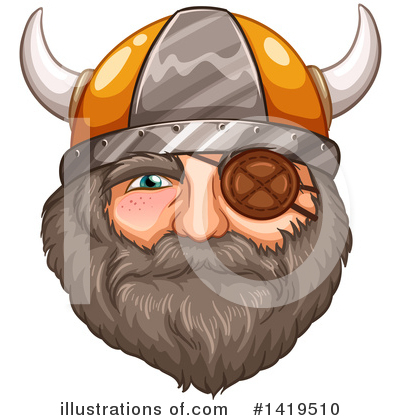 Viking Clipart #1419510 by Graphics RF