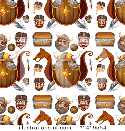 Viking Clipart #1419554 by Graphics RF