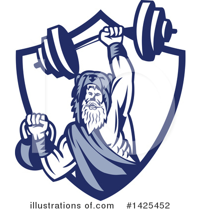 Viking Clipart #1425452 by patrimonio