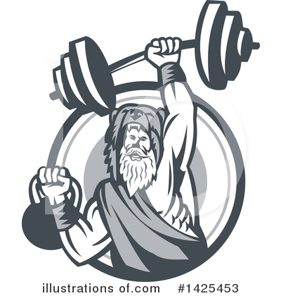 Viking Clipart #1425453 by patrimonio