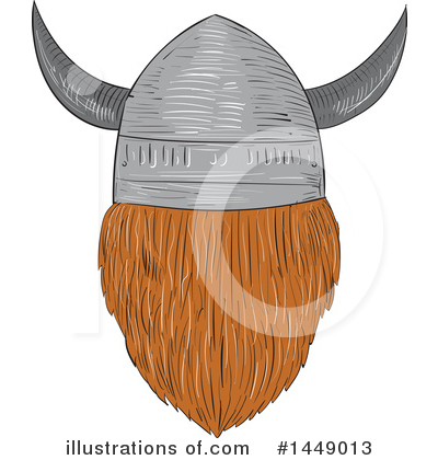 Viking Clipart #1449013 by patrimonio