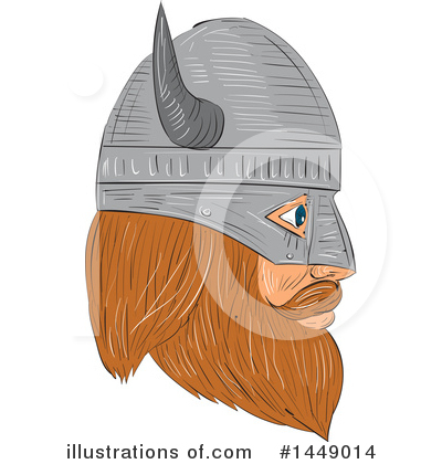 Viking Clipart #1449014 by patrimonio