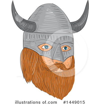 Viking Clipart #1449015 by patrimonio
