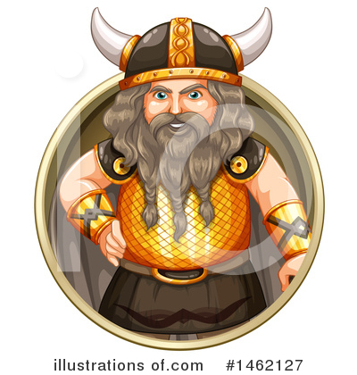 Viking Clipart #1462127 by Graphics RF