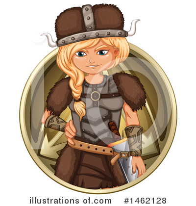 Viking Clipart #1462128 by Graphics RF