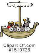 Viking Clipart #1510736 by lineartestpilot
