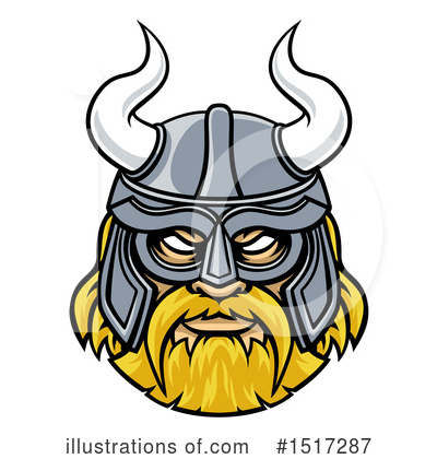 Viking Clipart #1517287 by AtStockIllustration