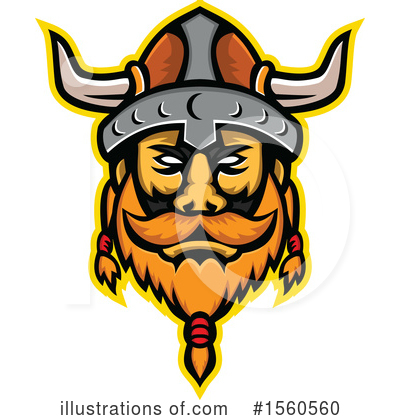 Viking Clipart #1560560 by patrimonio