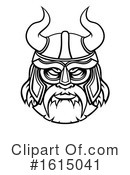 Viking Clipart #1615041 by AtStockIllustration