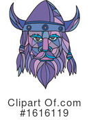 Viking Clipart #1616119 by patrimonio