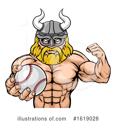 Viking Clipart #1619028 by AtStockIllustration