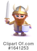 Viking Clipart #1641253 by Steve Young