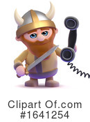 Viking Clipart #1641254 by Steve Young
