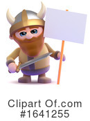 Viking Clipart #1641255 by Steve Young