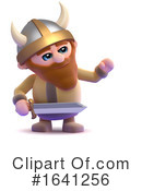 Viking Clipart #1641256 by Steve Young