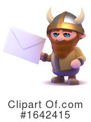 Viking Clipart #1642415 by Steve Young