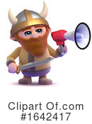 Viking Clipart #1642417 by Steve Young