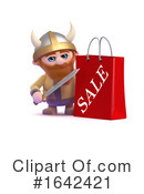 Viking Clipart #1642421 by Steve Young