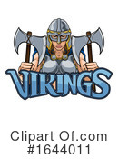 Viking Clipart #1644011 by AtStockIllustration