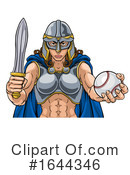 Viking Clipart #1644346 by AtStockIllustration