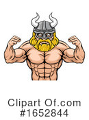 Viking Clipart #1652844 by AtStockIllustration