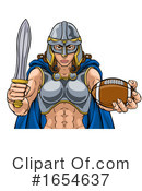 Viking Clipart #1654637 by AtStockIllustration